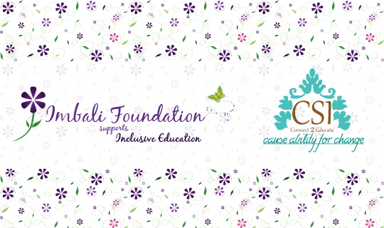 CSI Connect 2 Educate & The Imbali Foundation