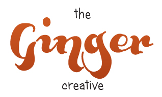 The Ginger Creative – Graphic Design in Johannesburg
