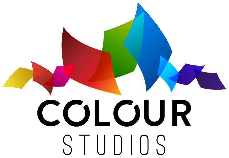 Colour Studios Logo Plain Large