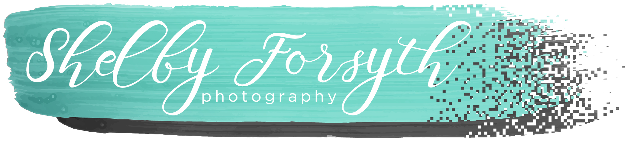 Shelby Forsyth Photography Logo Full Plain Large