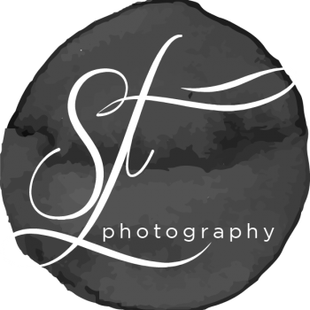 Shelby Forsyth Photography Monogram Watermark Charcoal Large