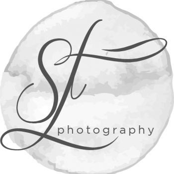 Shelby Forsyth Photography Monogram Watermark Grey Large