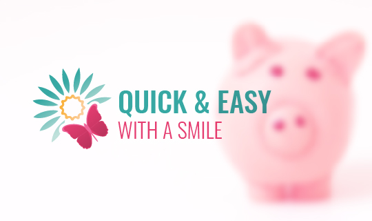 Quick & Easy with A Smile